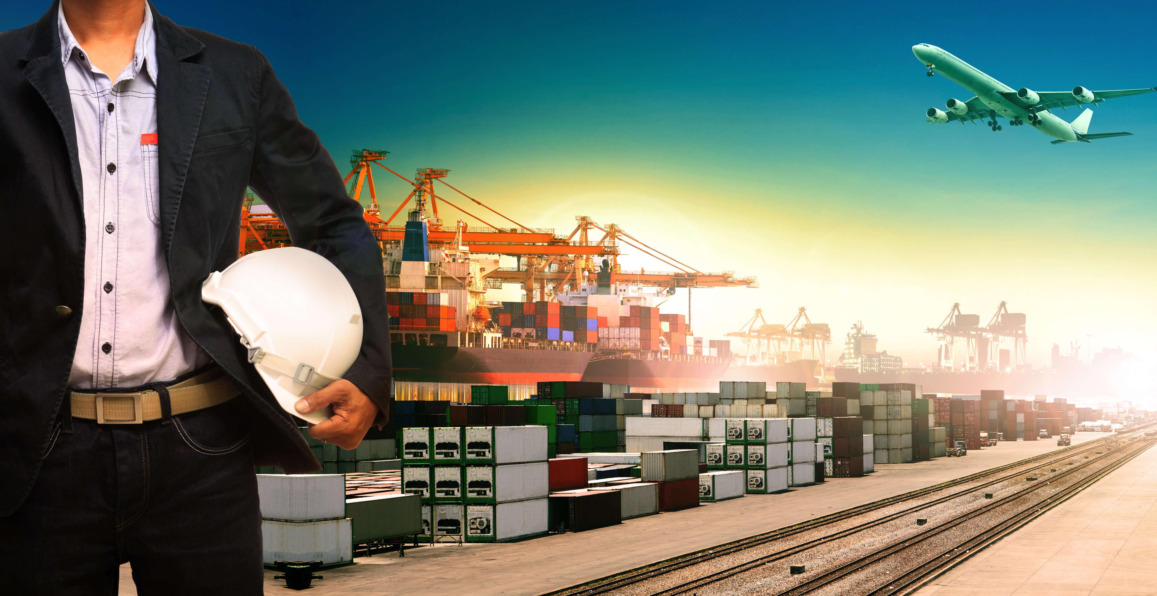 Dịch vụ xuất nhập khẩu - TIN loigistics (ANK)